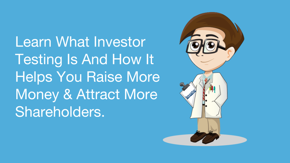 What Is Investor Testing